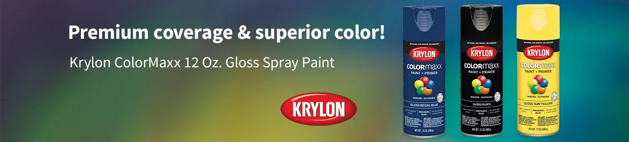 Krylon Spray Paints