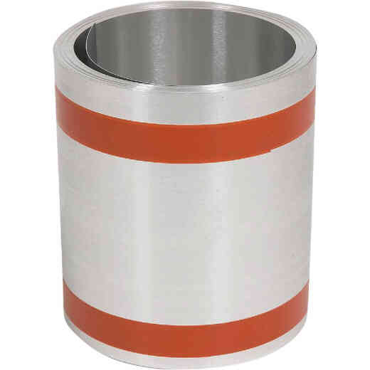 Amerimax 8 In. x 25 Ft. Mill Galvanized Roll Valley Flashing
