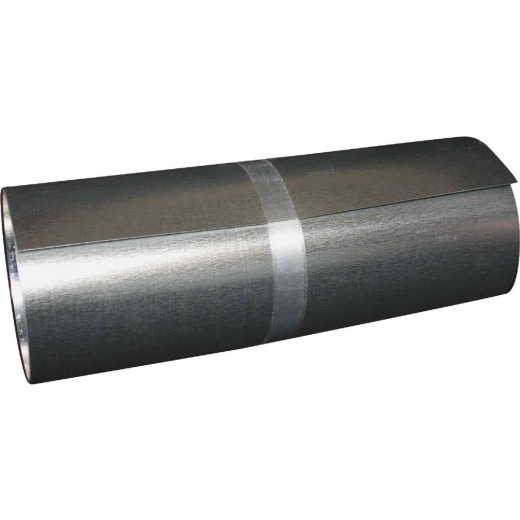 Klauer 14 In. x 25 Ft. Mill Galvanized Roll Valley Flashing