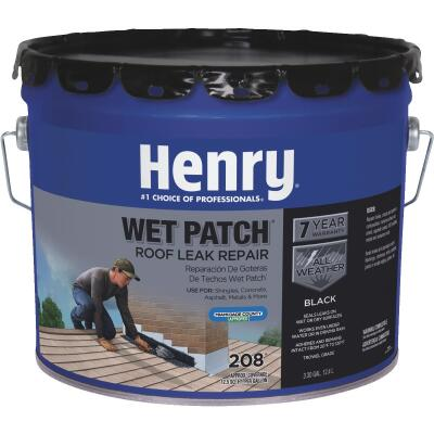 Henry Wet Patch 3.3 Gal. Roof Cement and Patching Sealant