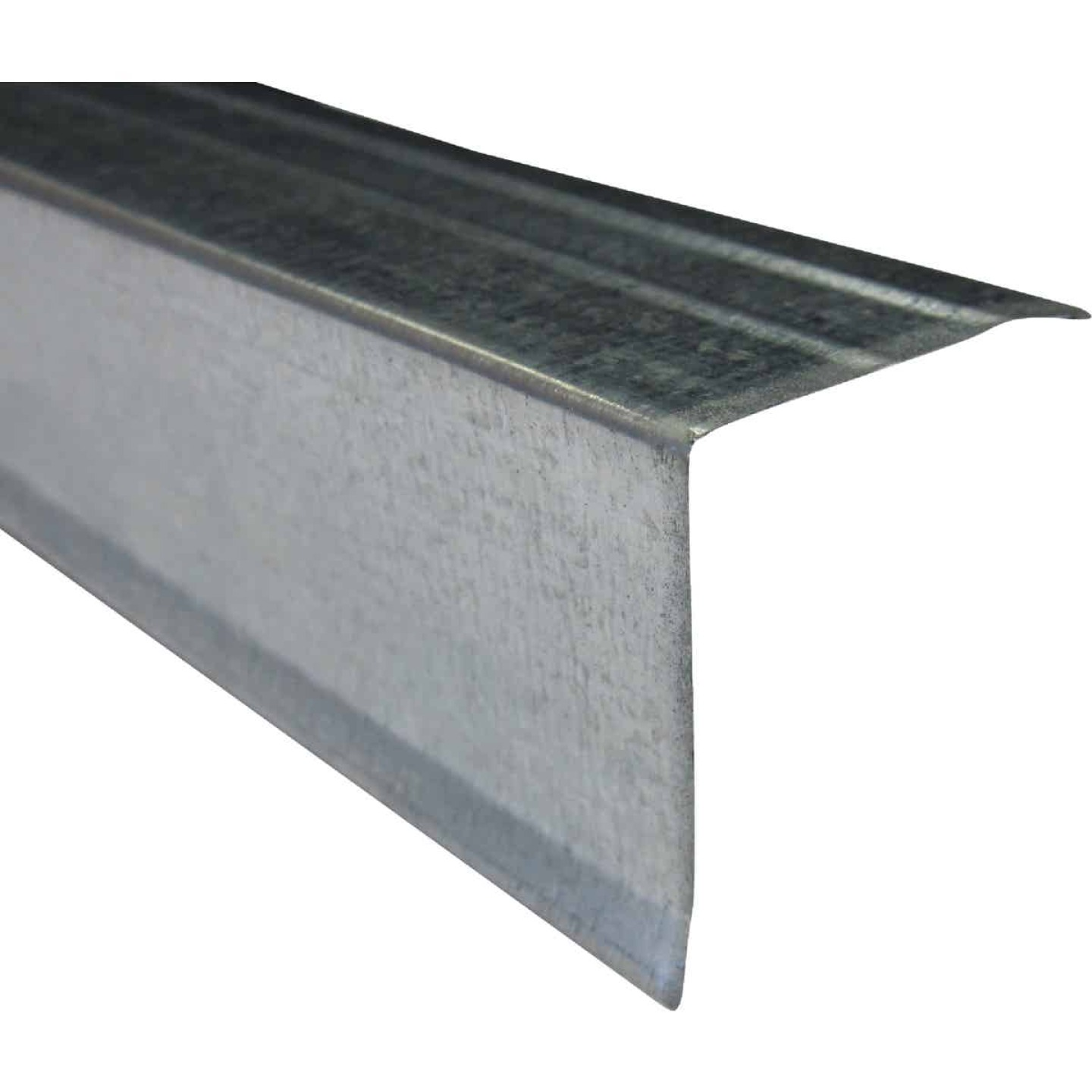 Klauer A3 Galvanized Steel Roof Edge Flashing Image 1
