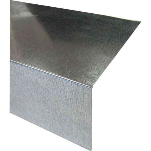 Klauer 3 In. x 5 In. x 10 Ft. Mill Galvanized Angle Window Flashing