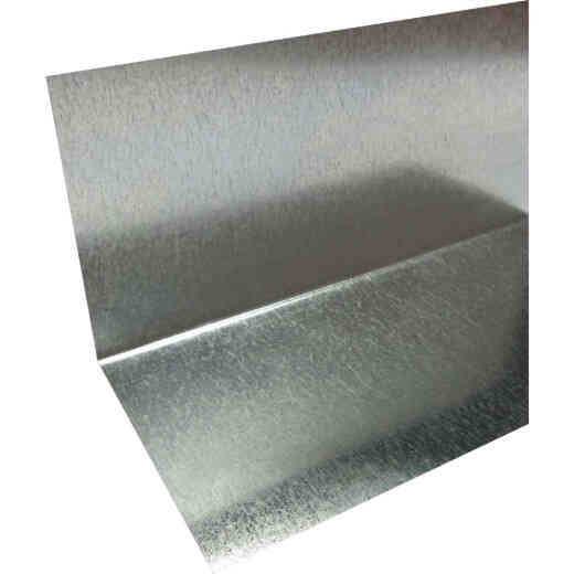 Klauer 6 In. x 6 In. x 10 Ft. Mill Galvanized Angle Window Flashing