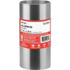 NorWesco 7 In. x 25 Ft. Mill Aluminum Roll Valley Flashing Image 1