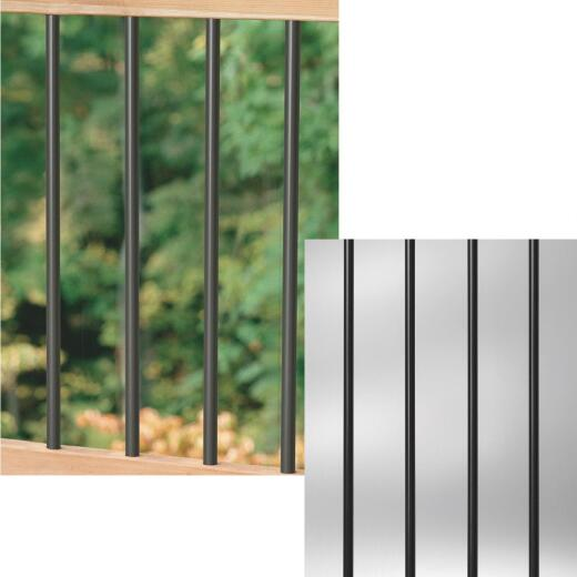 Deckorators 32 In. Bronze Aluminum Classic Baluster (10-Pack)