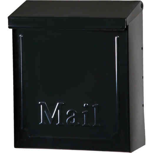 Gibraltar Townhouse Locking Wall Mount Mailbox