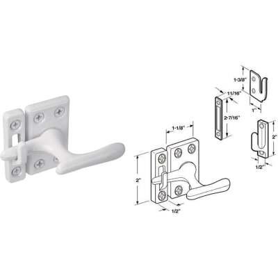 Defender Security Universal Casement Latch Fastener