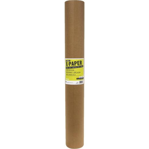 Trimaco X-Paper 36 In. W x 120 Ft. L Floor Protector