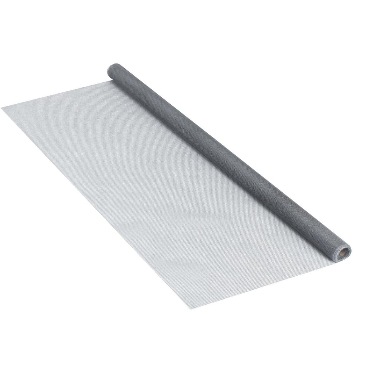 Phifer 24 In. x 84 In. Gray Fiberglass Screen Cloth Ready Rolls Image 3
