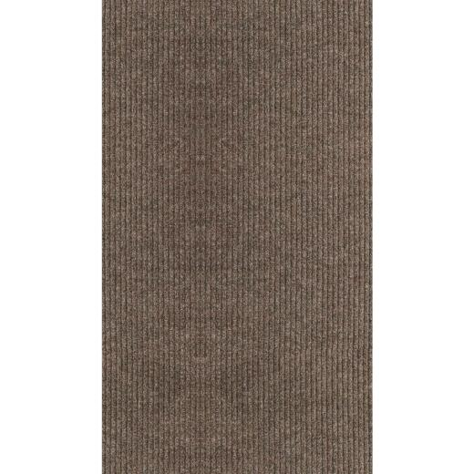 Multy Home Concord 26 In. x 50 Ft. Tan Carpet Runner, Indoor/Outdoor