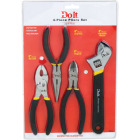 Do it Pliers And Wrench Set (4 Piece) Image 2