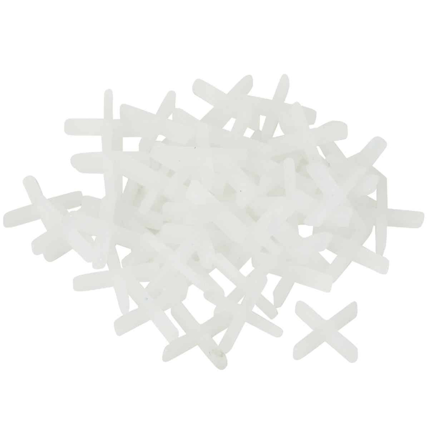 Do it 1/16 In. White Hard Tile Spacers (300-Pack) Image 2