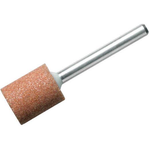 Dremel 3/8 In. Aluminum Oxide Grinding Stone