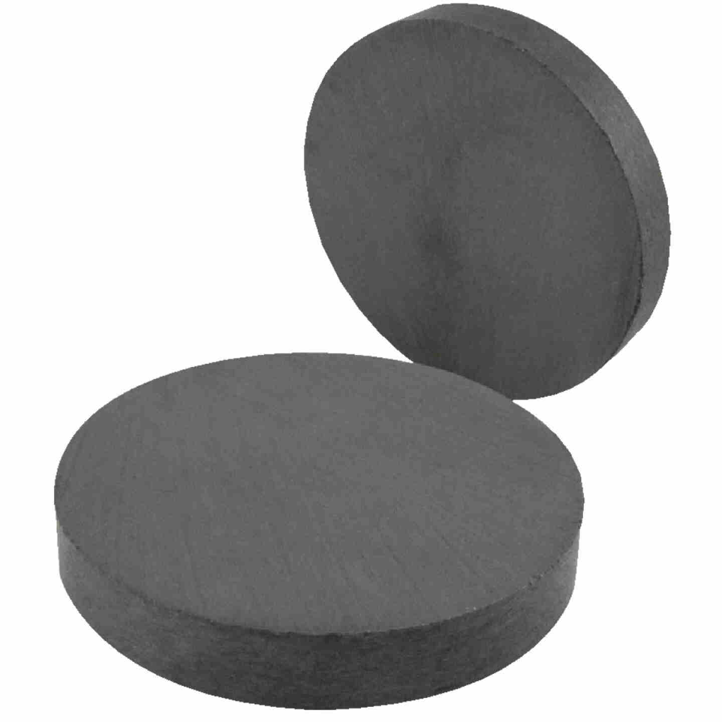 Master Magnetics Ceramic 1 in. Magnetic Discs (6-Pack) Image 1