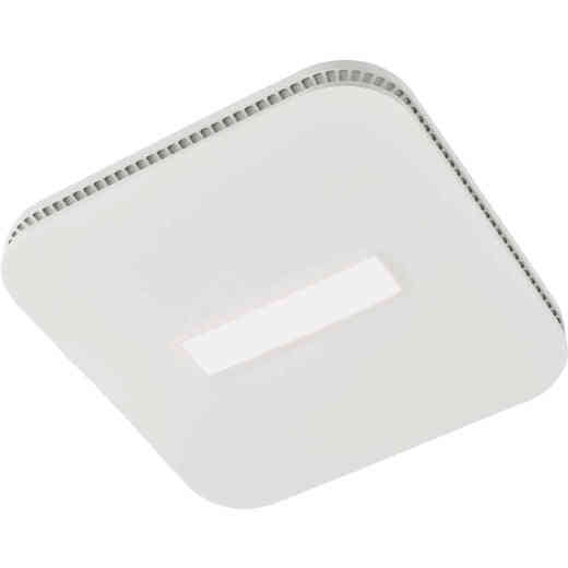 Broan CleanCOVER 80 CFM 0.8 Sones 120V Bath Exhaust Fan with LED Light