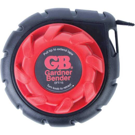 Gardner Bender 1/4 In. W. x 15 Ft. L. Steel Mini Cable Snake