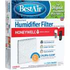 BestAir Extended Life PDQ-3 Humidifier Wick Filter Image 1