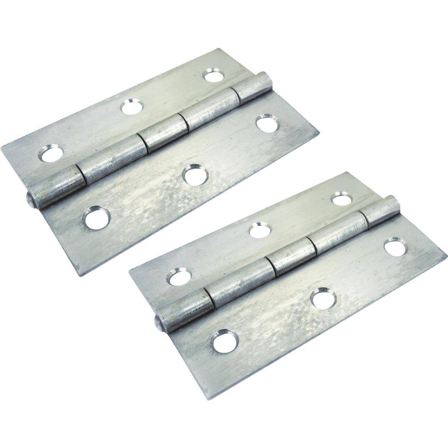 Seachoice 2 In. x 3 In. Stainless Steel Extruded Butt Hinge (2-Pack) Image 1