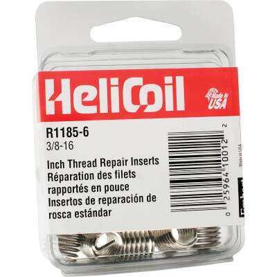 HeliCoil 3/8-16 Thread Insert Pack (12-Pack)