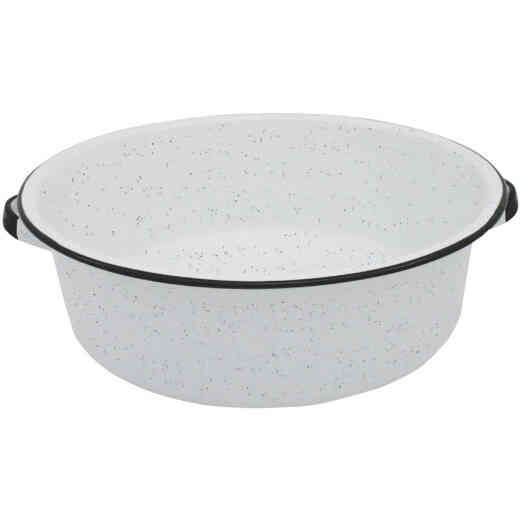 GraniteWare 15 Qt. White Dishpan