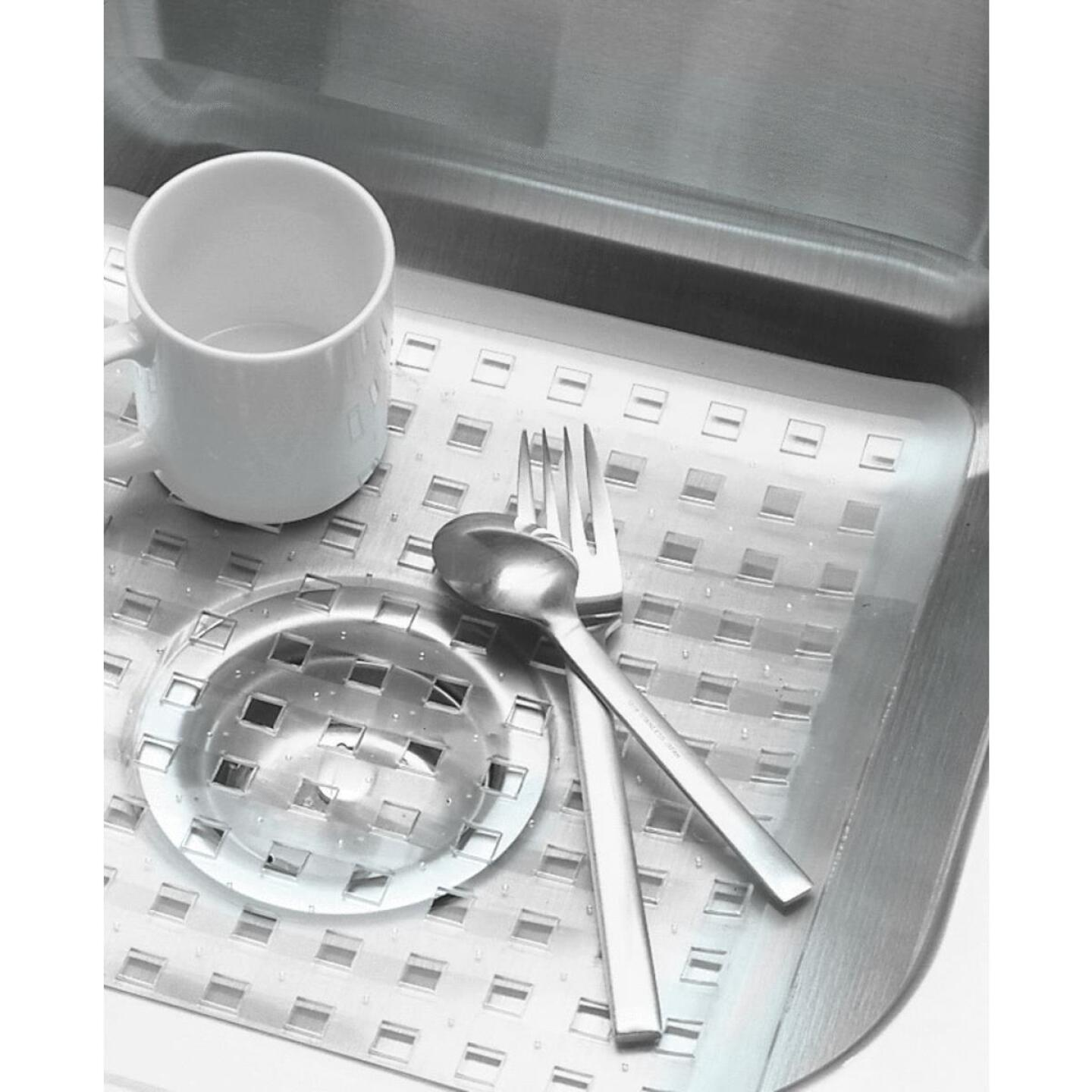 InterDesign Sinkworks 12.5 In. x 16 In. Euro Sink Mat Image 3