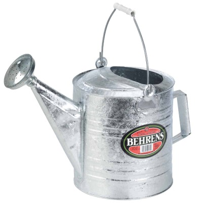 Behrens 8 Qt. Galvanized Steel Watering Can