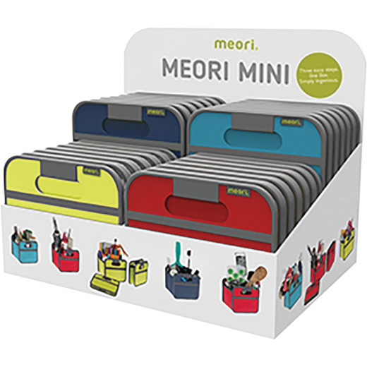 Meori Mini Foldable Reusable Box Display (20 Count)