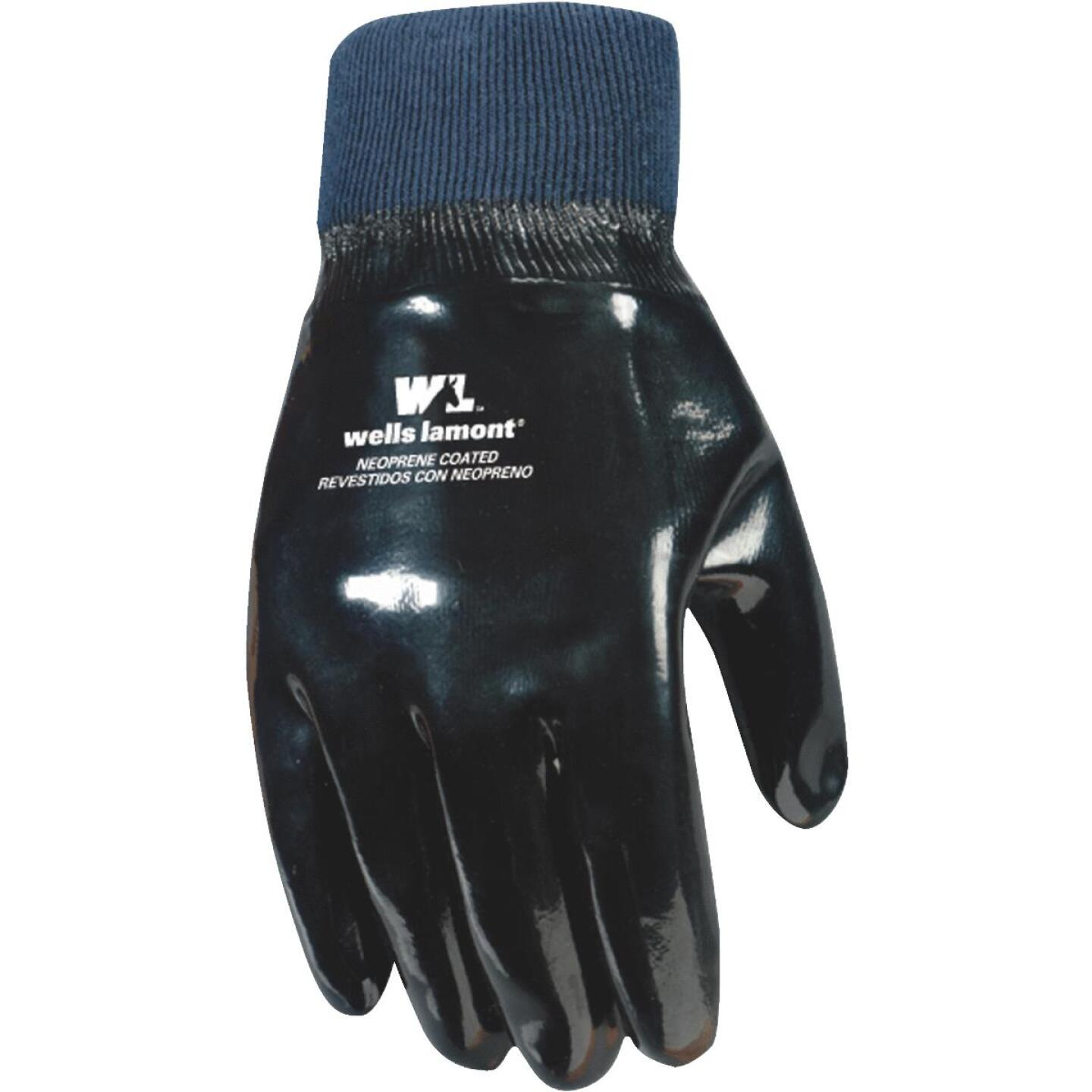 Wells Lamont Men's Large Neoprene Coated Glove Image 1