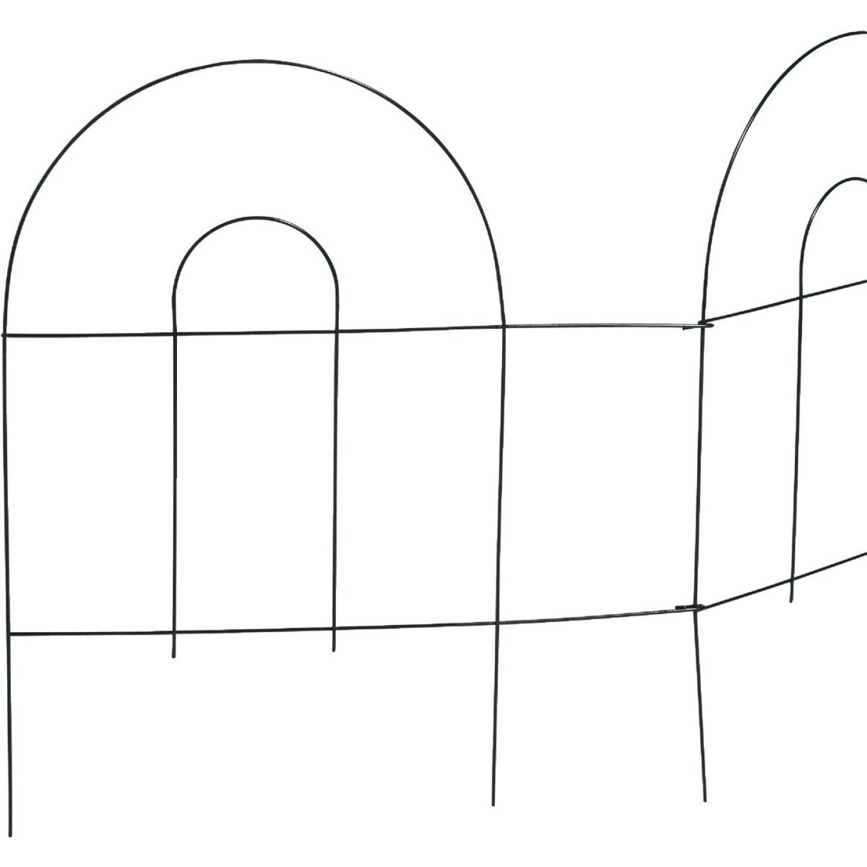 Best Garden 8 Ft. Wire Folding Fence Image 4