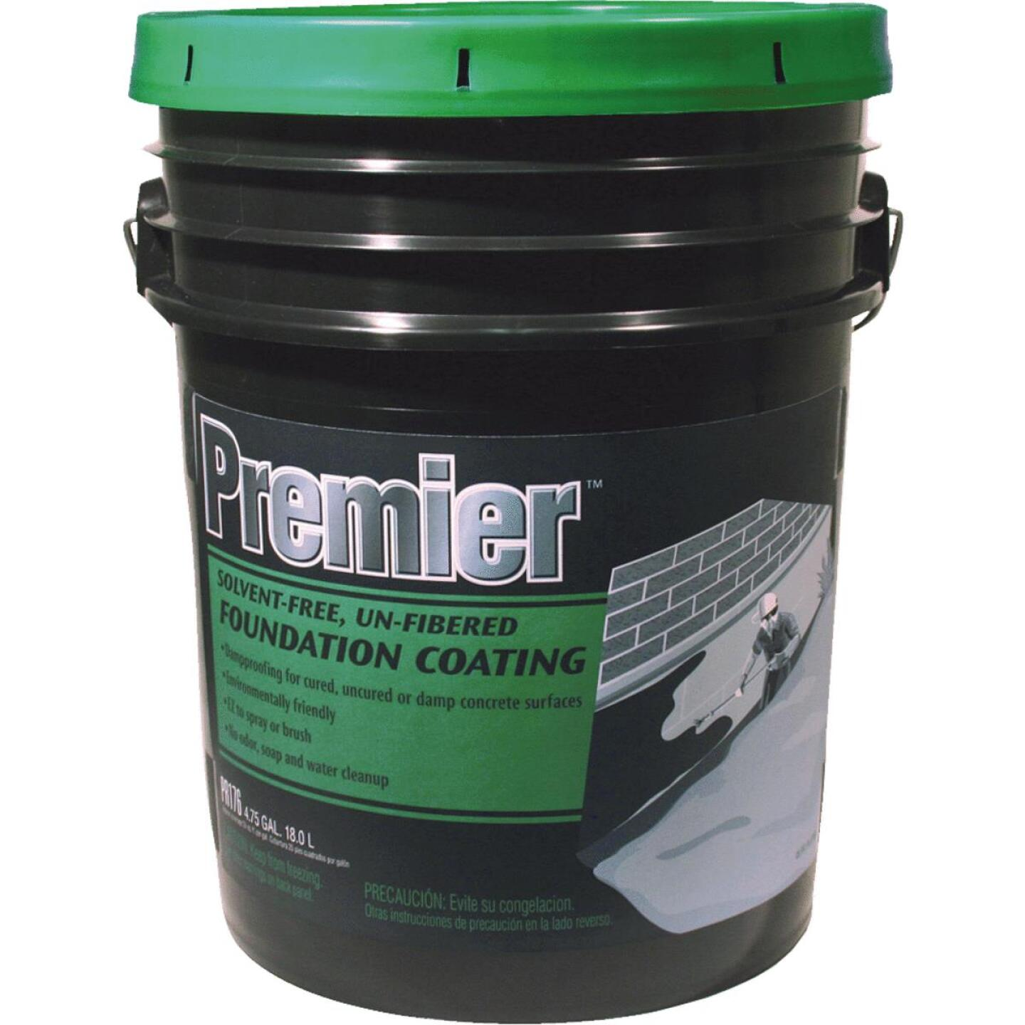 Premier 5 Gal. Solvent-Free Non-Fibered Foundation Coating Image 1