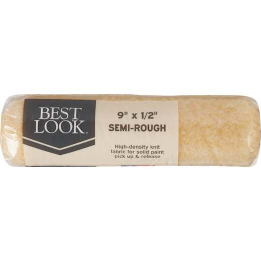 Best Look 9 In. x 1/2 In. Knit Fabric Roller Cover