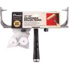 Premier 12 In. to 18 In. Adjustable Threaded Roller Frame Image 1