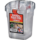HANDy 1 Qt. Clear Paint Pail Liner (6-Pack) Image 1
