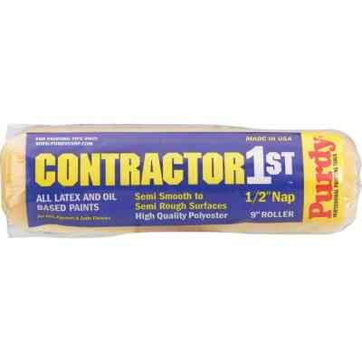 Purdy Contractor 1st 9 In. x 1/2 In. Knit Fabric Roller Cover