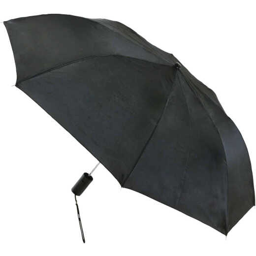 Chaby International 42 In. Black Autofold Umbrella
