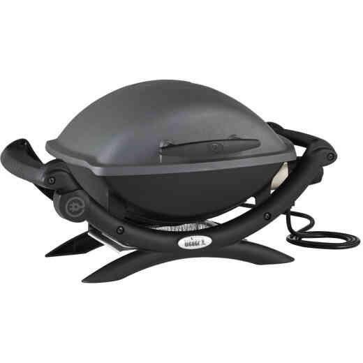 Weber Q1400 Gray Electric Grill
