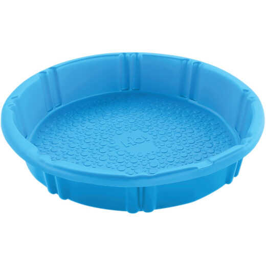 H2O 12 In. D. x 60 In. Dia. Blue Polyethylene Econo Pool