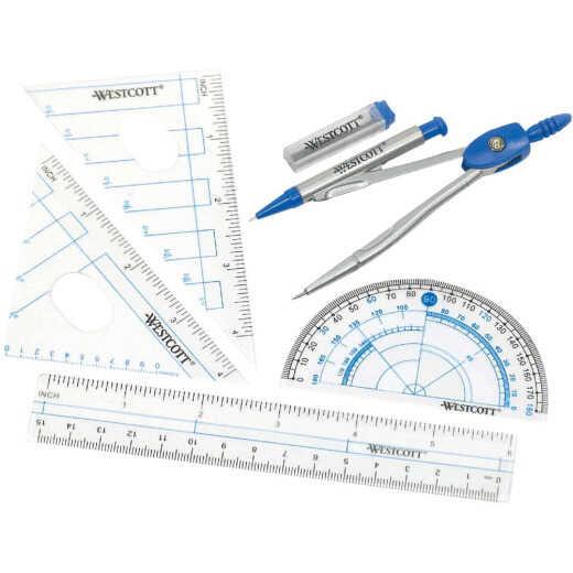 Westcott Geometry Kit (6-Piece)